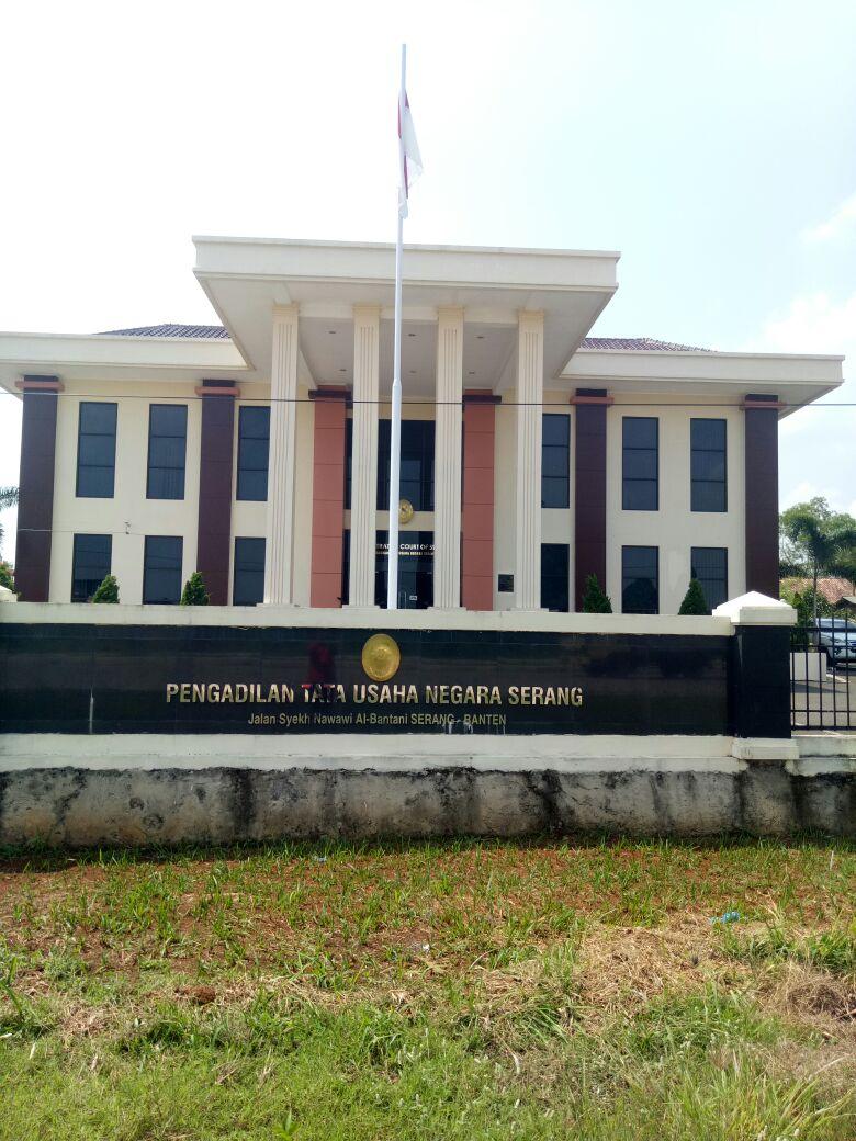 Profesionalisme Hakim Ptun Serang Banten Patut Dipertanyakan
